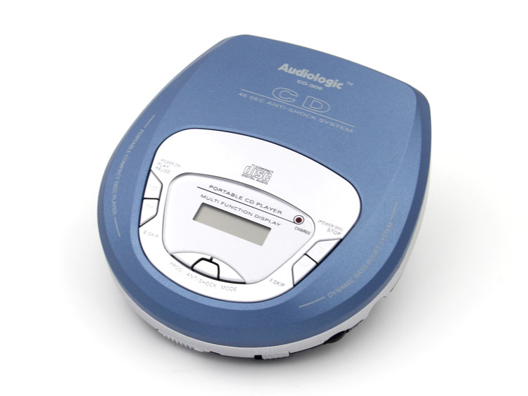 High Quality Portable CD Player Walkman CD player CD-R/CD-RW