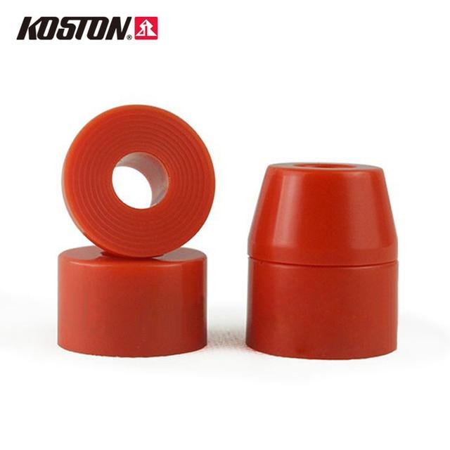KOSTON Casting Longboard Bushing F24*10/14mm 85A AAK High Rebound Bushing Long PU Skateboard Accessories AC506