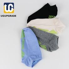 Calcetines UG Yoga Sport de secado rápido antideslizante vendaje amortiguador Pilates calcetines de ballet Good Grip hombres y mujeres calcetines de algodón