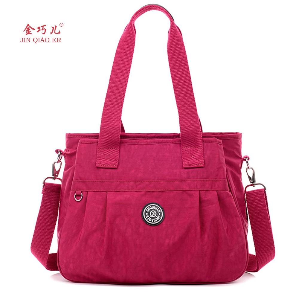 Jinqiaoer mujeres messenger bag ladies bolsos crossbody de las mujeres bolsos de