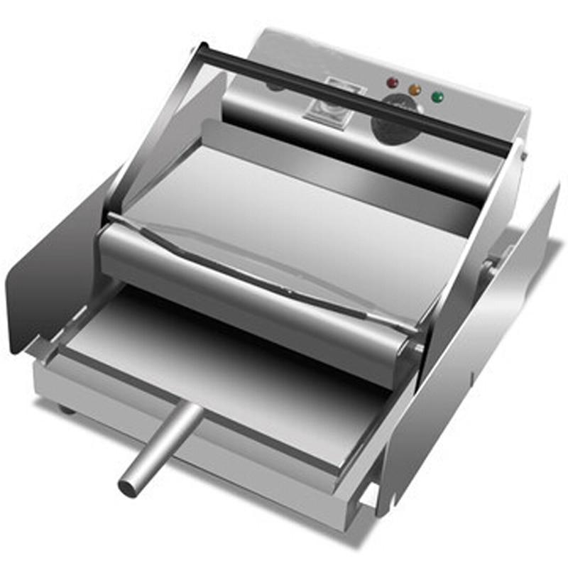 VOSOCO Hamburg machine baked monolayer hamburger 2000W 220V machine toaster board bun toaster Food baking McDonald's /KFC Burger guano apes hamburg
