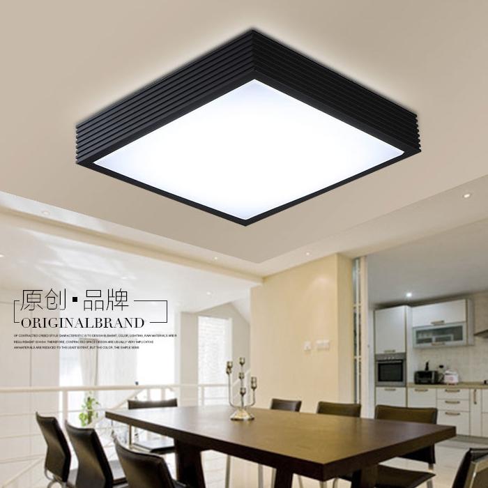 modernas luces de techo led lmpara de saln dormitorio moderne plafoniere plafondlamp luminarias de luz