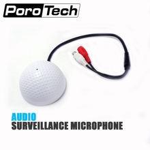 Лидер продаж au10 микрофон системы видеонаблюдения форма «гольф»