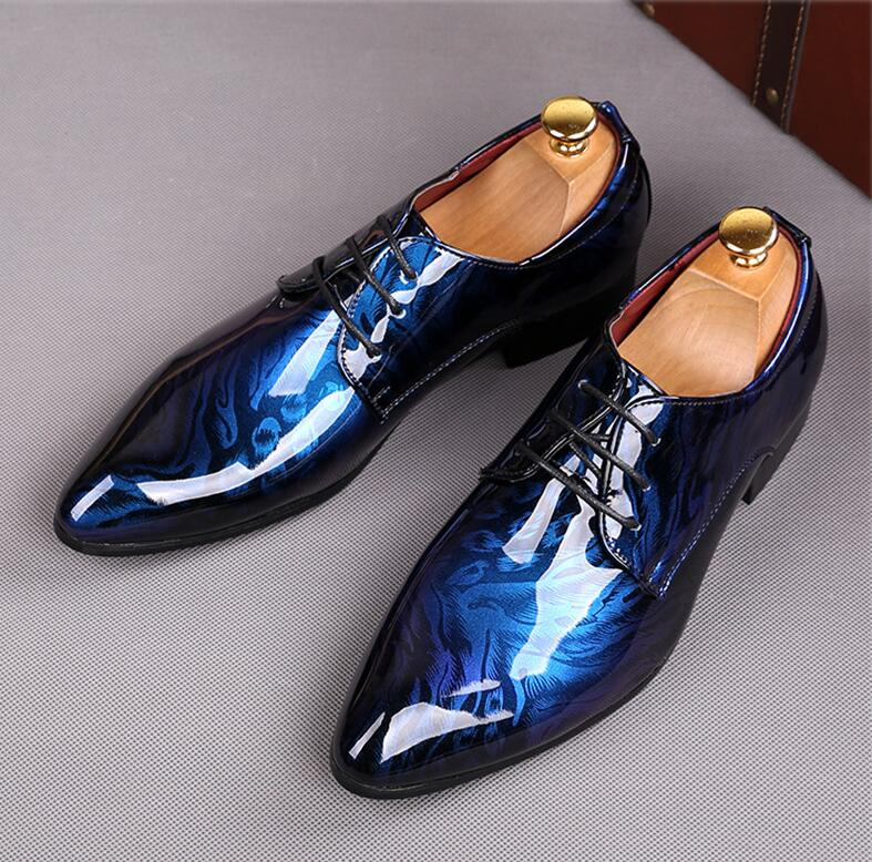 New popular Casual Mens Shoes glitter