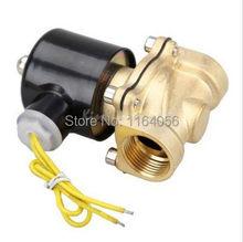 Электромагнитный клапан, 2 положения, 3/4 В переменного тока, 1 шт.