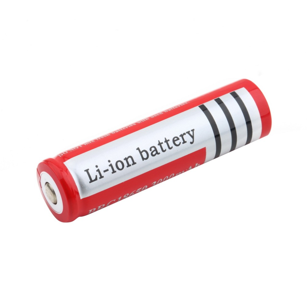 все цены на 2pcs 18650 Batteries 3.7V 4200mAh 18650 Li-ion Rechargeable BRC Battery Lithium Batteria Red Wholesale Digital онлайн