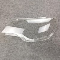 Front Headlamps Transparent Cover Headlight Shell For Dongfeng Citroen Elysee C Elysee 07 12 2pcs