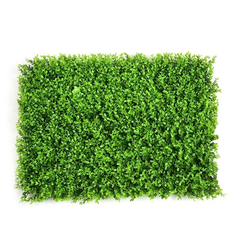 High Quality Artificial Lawn Plastic Green Grass Landscape