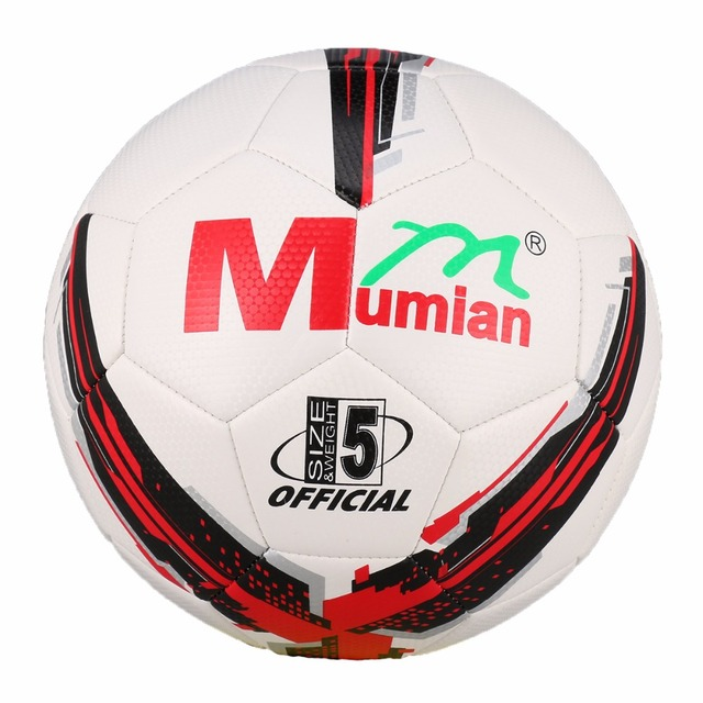 High Quality Official Size 5 Standard PU Soccer Ball Training Football Balls Training With  Gift Net Needle 4203