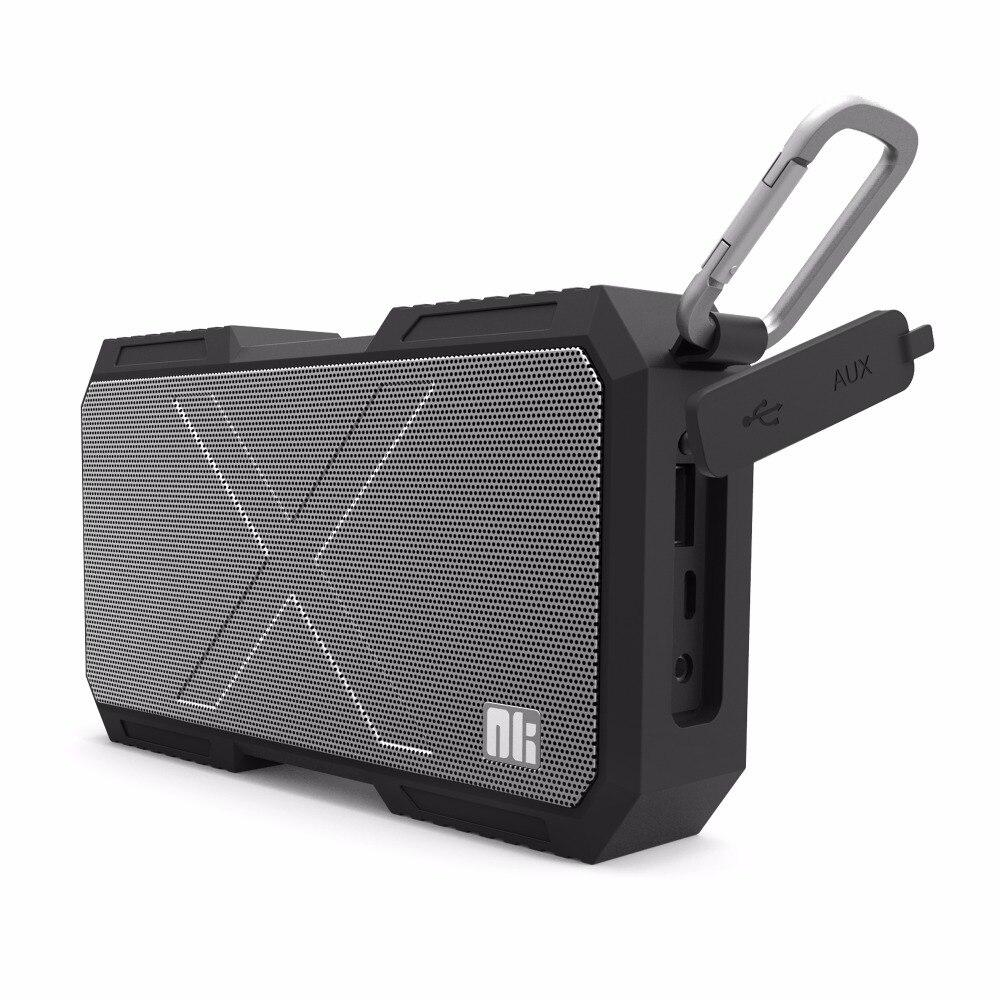 Nillkin X-1 Bluetooth Lautsprecher Power Bank Wasserdichte Tragbare Spalte Box musik Lautsprecher Stereo Hallo-fi für iPhone Für Xiaomi