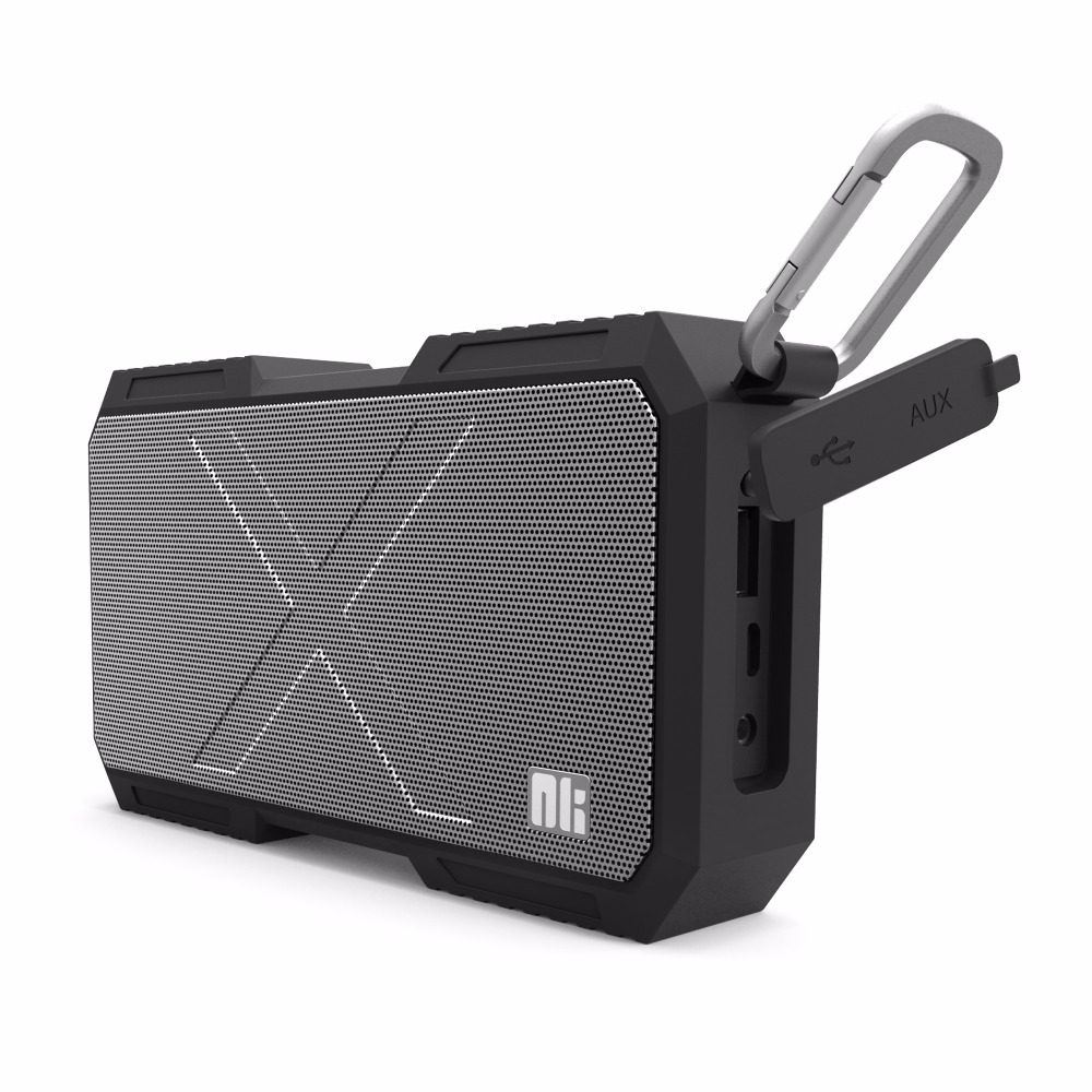 Nillkin X-1 Bluetooth Speaker Power Bank Waterproof Portable Column Box music Loudspeaker Stereo Hi-Fi for iPhone For Xiaomi