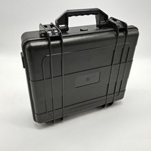 Outdoor suitcase abs plastic hard case tool box for welding equipment