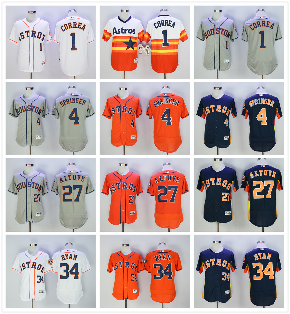 Buy houston astros jersey mens springer and get free shipping on  AliExpress.com 4fce337e9