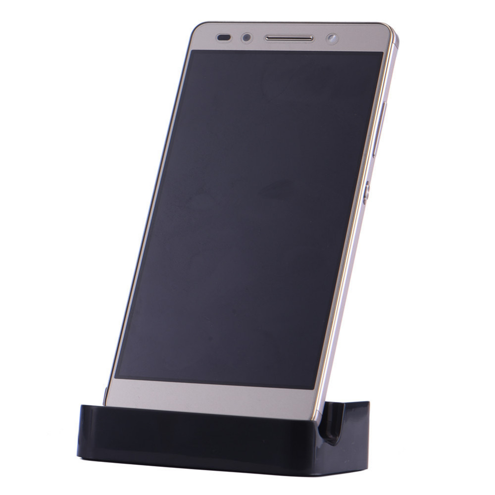 Charger for Phone Charger Micro USB Data Sync Desktop Charging Cradle Charger Dock Stand Station For