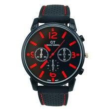 zegarki meskie Outdoor Quartz Watch Men Casual Military Watches montres Men Sport Silicone Wristwatch Hours relogio masculino