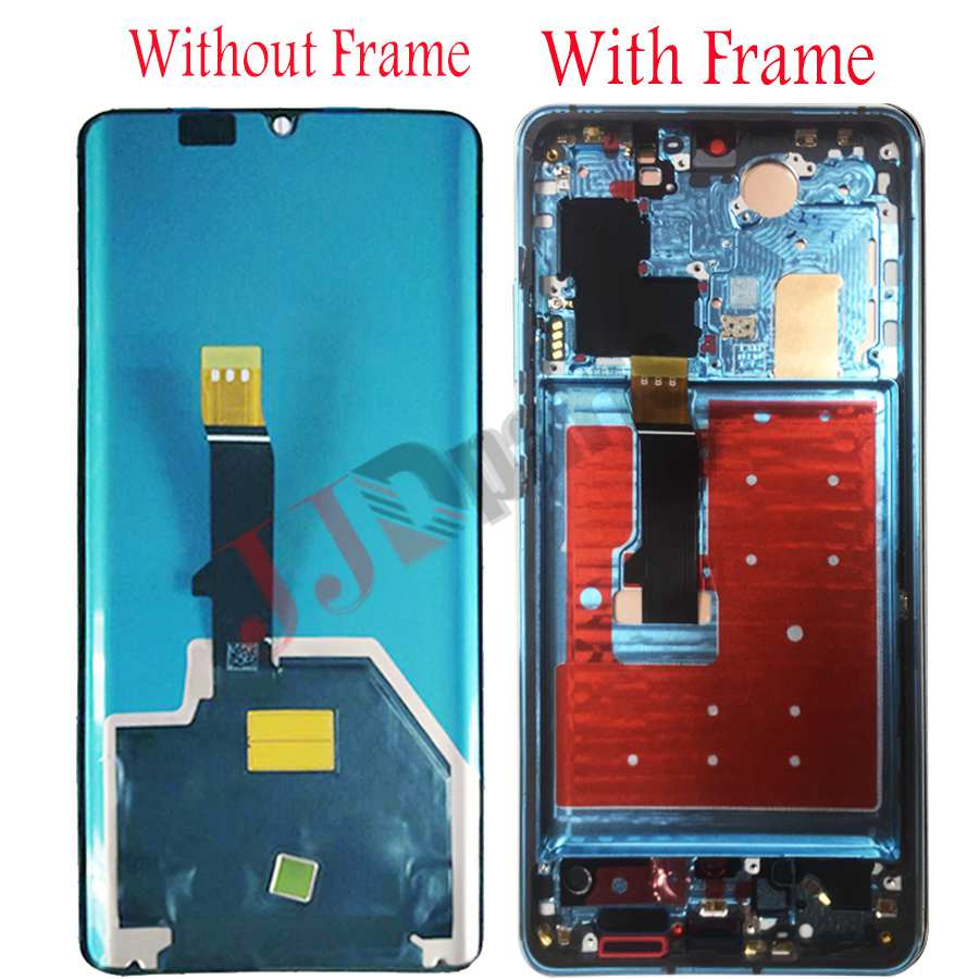 "New For Huawei P30 Pro LCD Touch Screen Digitizer Assembly Replacement Parts 6.47"" Huawei P30 Pro VOG L29 VOG L09 Display-in Mobile Phone LCD Screens from Cellphones & Telecommunications    3"
