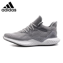 07644dc7b Official Original Adidas Alphabounce Beyond M Men s Running Shoes Low Top  Bounce Sneakers Breathable Cushioning Leisure