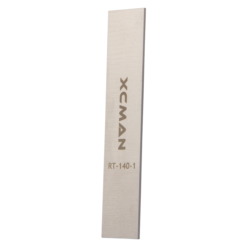 XCMAN Ski Snowboard Base Repair PTEX Metal Scraper Very Hard And Sharp For Removing Extra PTEX For Fixing Base