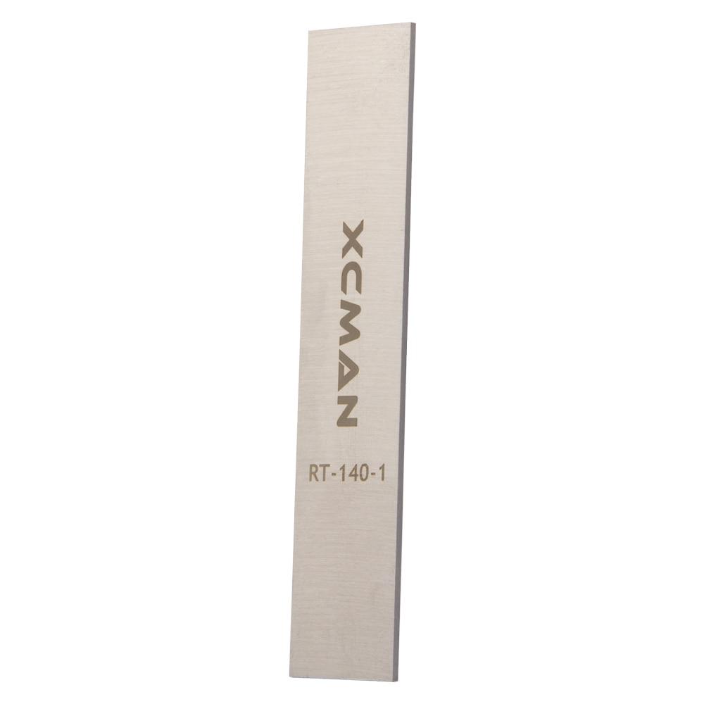 XCMAN Лыжный Сноуборд база ремонт PTEX металлический скребок очень жесткий и острый для удаления Экстра PTEX для фиксации базы