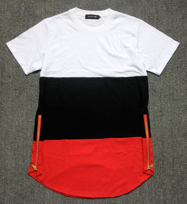 Online buy wholesale zip t shirt from china zip t shirt for Celebrity t shirts wholesale