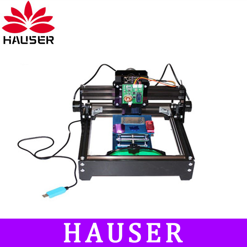 HCZ 15W high-power laser engraving machine DIY laser metal marking laser cutting machine moski as 5 laser options 15w laser 10w laser metal engraving 15000mw diy laser marking machine wood router usb connection