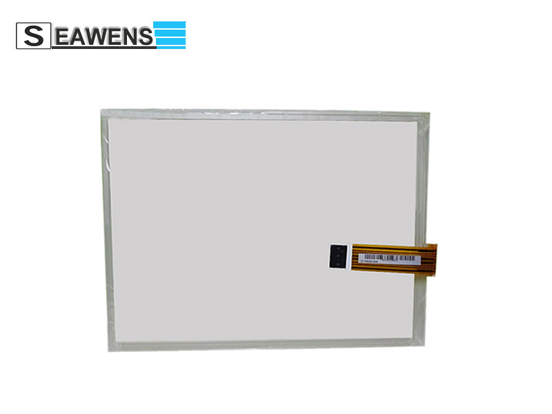 AMT9534 AMT 9534 Industrial Input Devices touch screen panel membrane touchscreen 8 Pin 12.1 Inch 91-09534-OOA, FAST SHIPPING pockets turn down collar long sleeve men s shirt