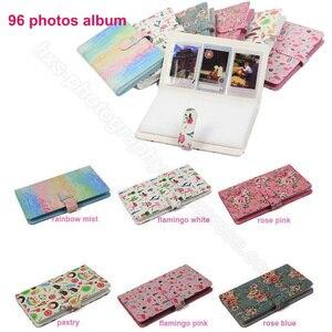 Image 3 - 同じデザインアルバム & puレザーケースペア富士フイルムインスタックスミニ 9 8 カメラ、フイルムインスタックスミニフィルム