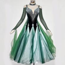 Ballroom Standard Dance Dress Women High Quality Competition Dancing Dresses Tango Waltz Ballroom Costume Adult