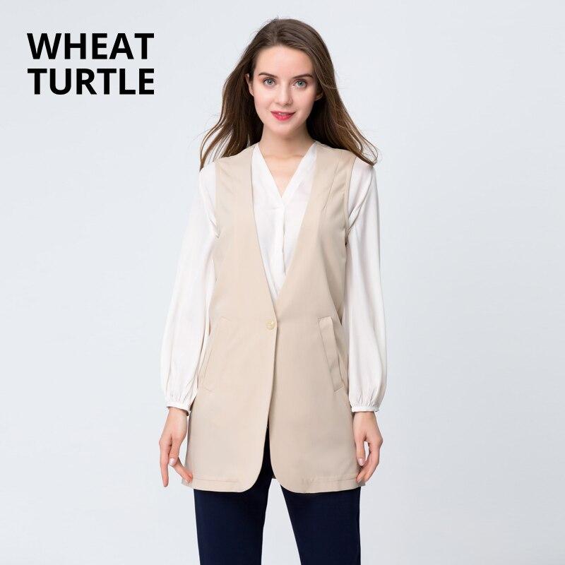De Manches cou Manteaux Vêtements Veste Minimaliste V Femmes Tortue Poitrine Vestes Unique Blé qw1IxHFZP