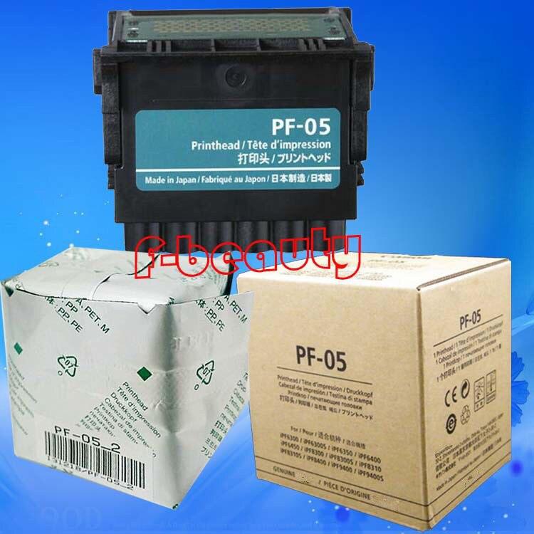 New Original Print Head PF-05 Printhead for Canon iPF6300 6350 6400 6410 6450 6460 8300 8300S 8310 8400 8410 9400 9400S 9410 original best price ipf printer pf 03 print head for canon ipf5000 5100 6000s 6100 6200
