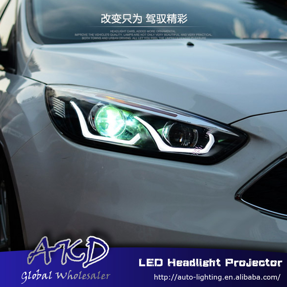 one stop shopping styling for ford focus led headlight 2015 focus 4 headlights drl lens