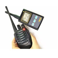 IBQ102 10Hz 2 6GHz Portable Frequency Counter Scanner Meter For Walkie Talkie Transceiver Handheld Two Way