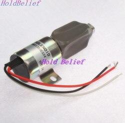 Paliwa elektromagnetyczny 1753ES 24 V dla Woodward 1753ES-24E6ULB1S1 dla Kubota silnika diesla