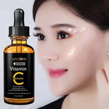 30ml Vitamin C Face Serum Anti-age Moisturizer Advanced Formula Hyaluronic acid Reduces lines for orbital area(China)