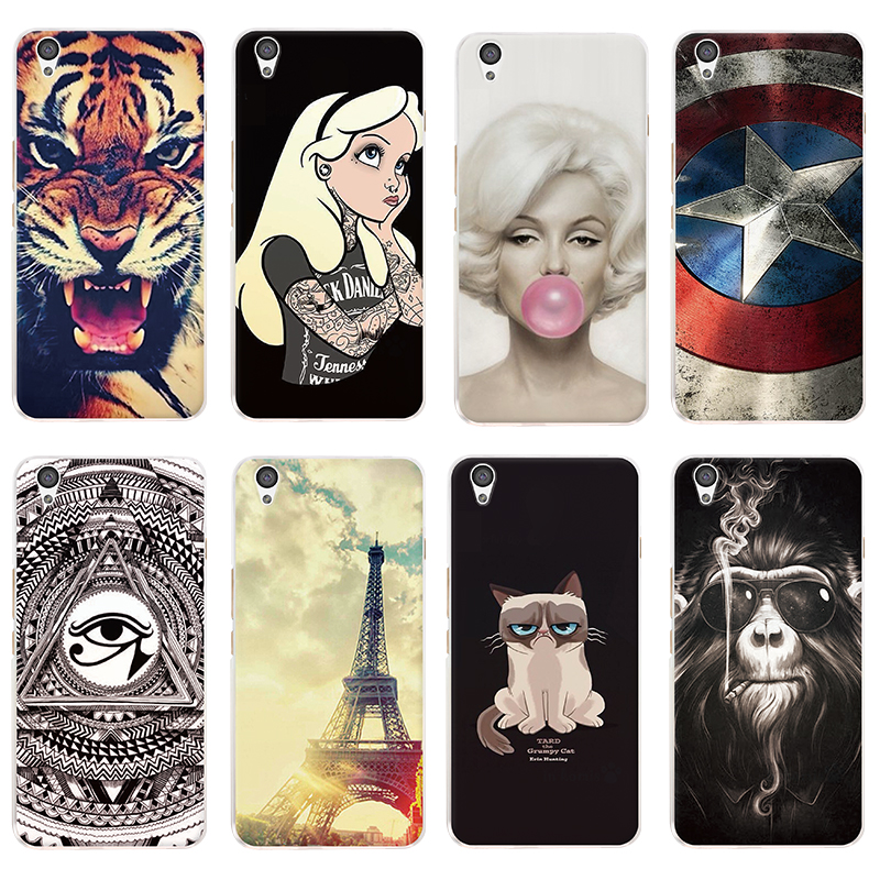 oneplus x Case cover plastic Cartoon plastic case for oneplus x cover case New wave one plus x case cover plastic