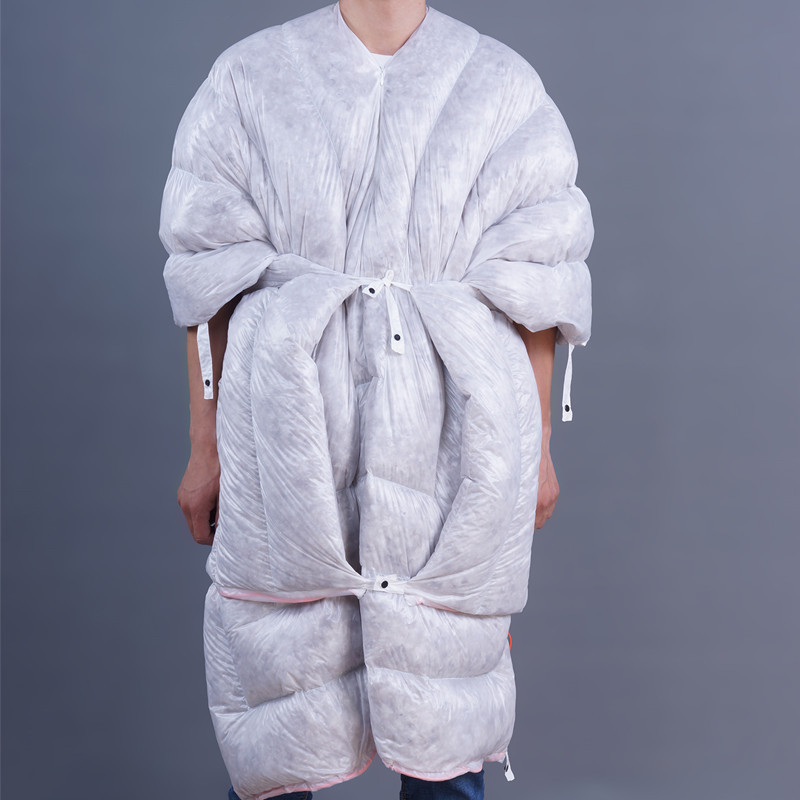Aegismax TINY 32 Degee 850FP гусиный пух спальный мешок Открытый Кемпинг Сверхлегкий Полный корпус спальные мешки с компрессионным мешком