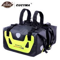 CUCYMA Motorcycles Bag Waterproof Saddle Bag Moto Bag Racing Travel Luggage Multi Function Motorbike Saddlebags 50L