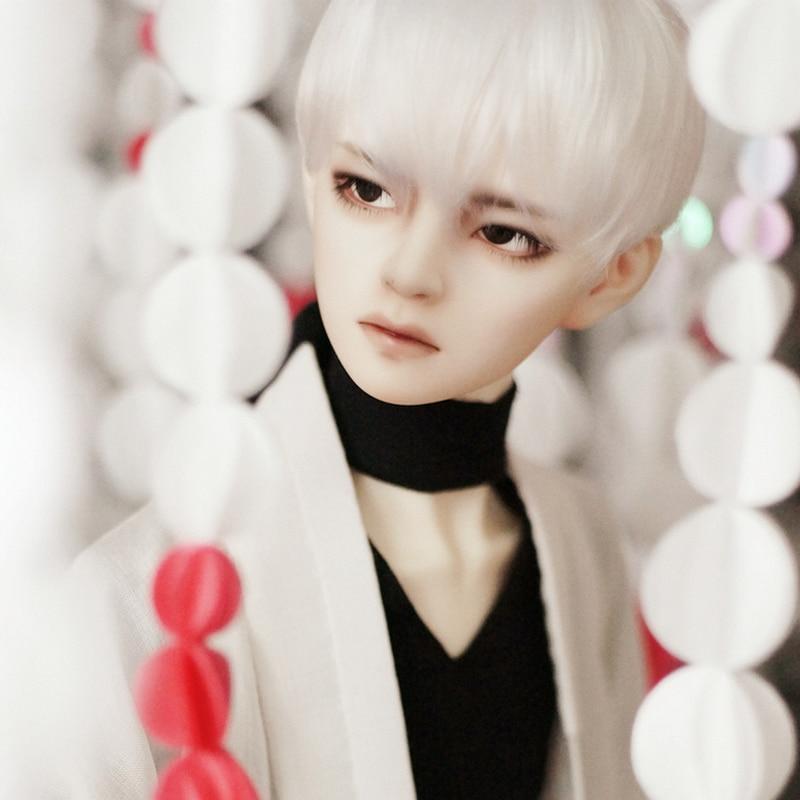 Novo Produto Boneca BJD Hwayoung 1/3 Moda Masculina Coreano Ídolo BTS JK Estilo Bola Articulados Dolls Figura da Resina Presentes Brinquedo distantMemory