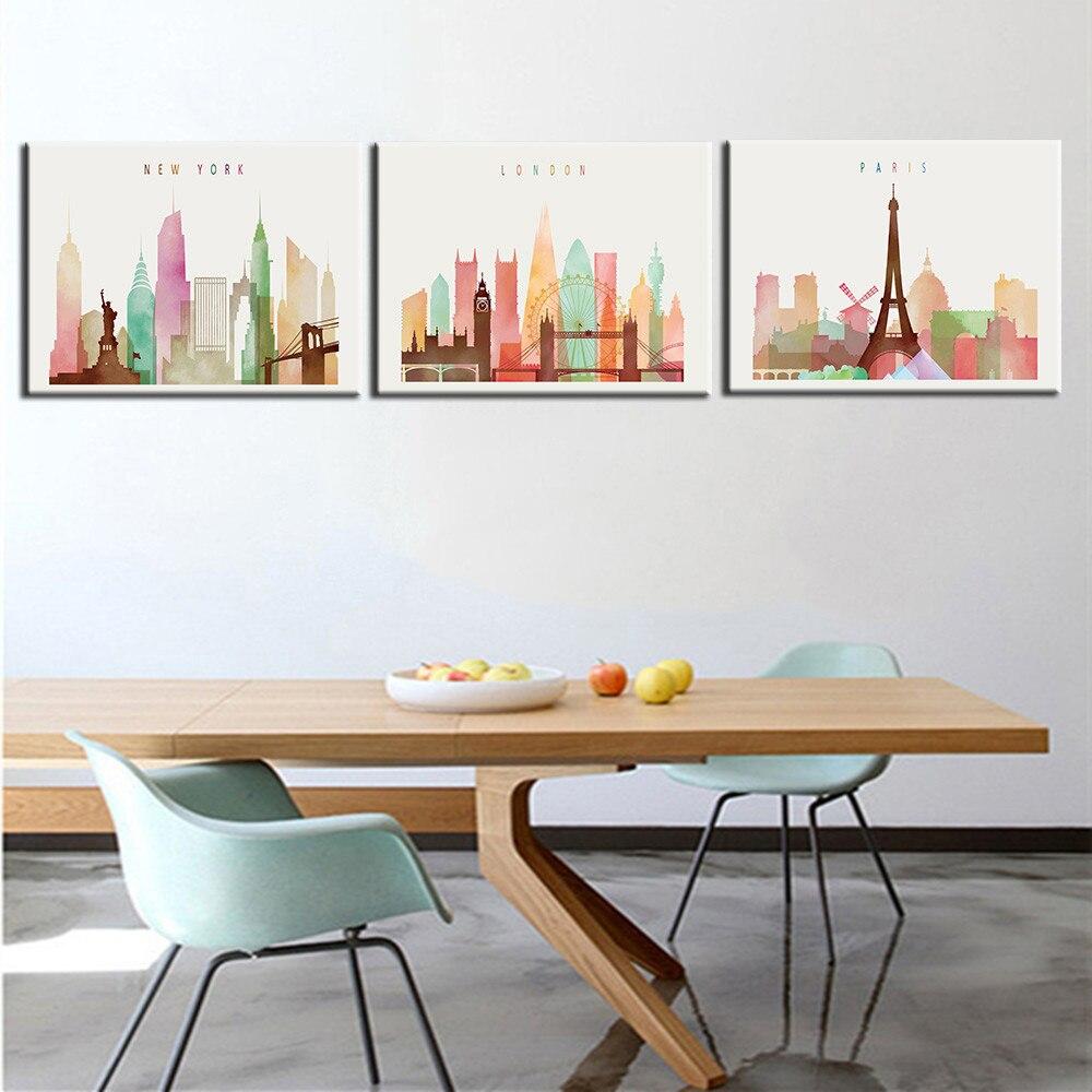 Online Buy Grosir Paris Poster Art From China Paris Poster Art