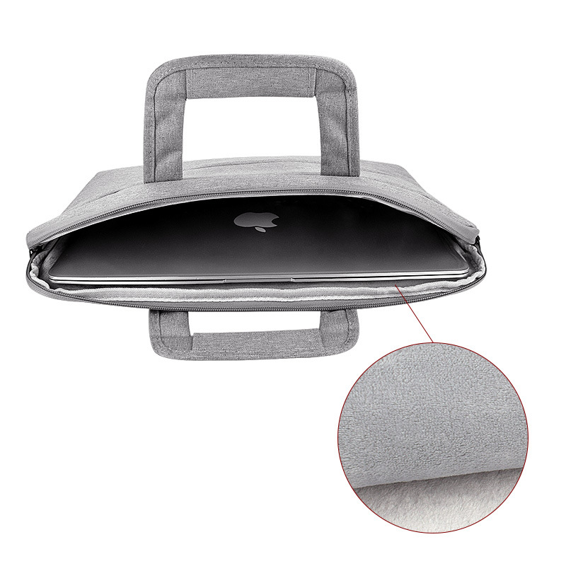 Image 5 - Liner Sleeve Laptop Bag For Xiaomi Acer Dell HP Asus Lenovo 11 13 15 Inch Pouch Case For Macbook Air Pro Reitina free shipping-in Laptop Bags & Cases from Computer & Office