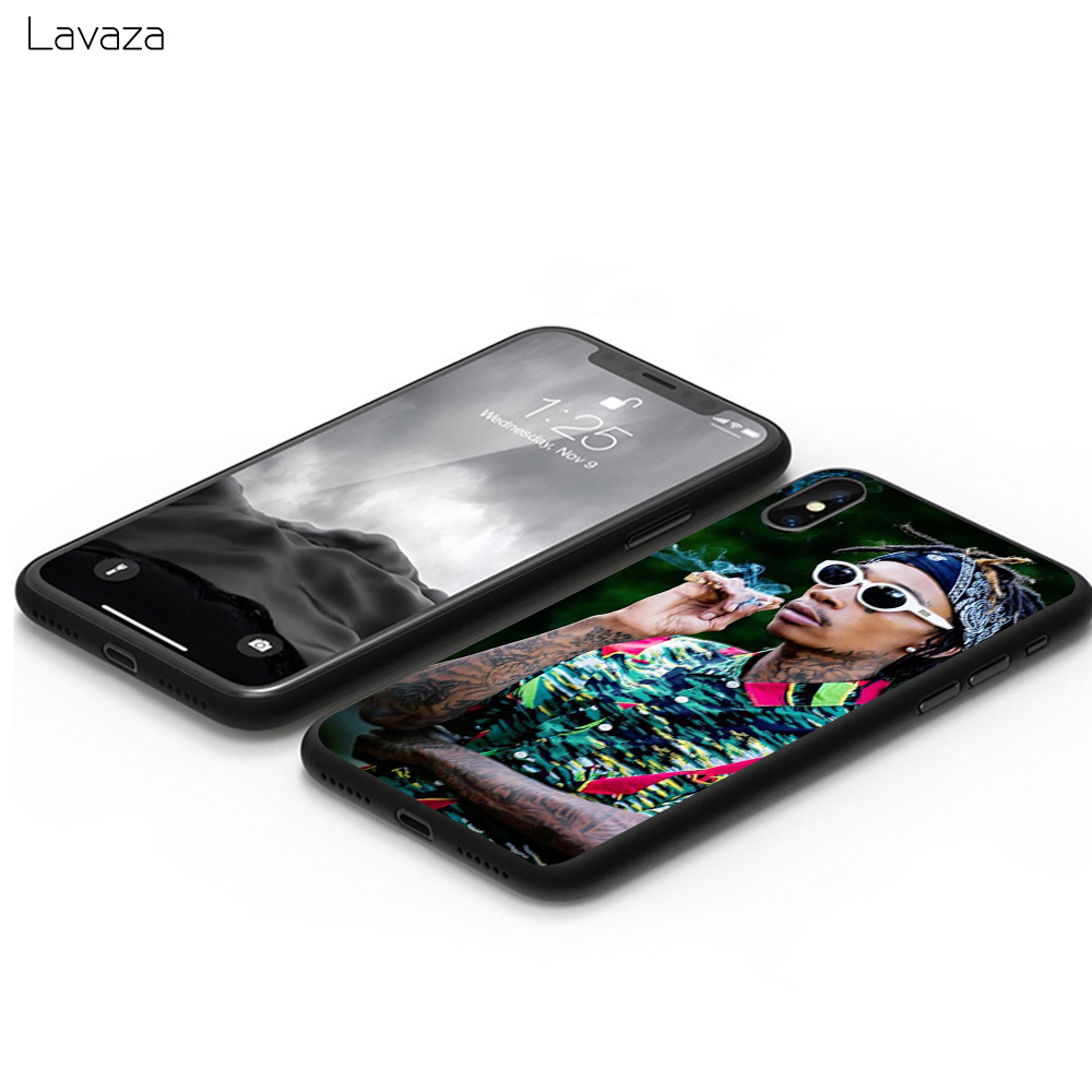 Lavaza Moneybagg Yo Lil Wayne Soft Case for Apple iPhone 6 6S 7 8 Plus 5 5S SE X XS MAX XR TPU Cover in Fitted Cases from Cellphones Telecommunications