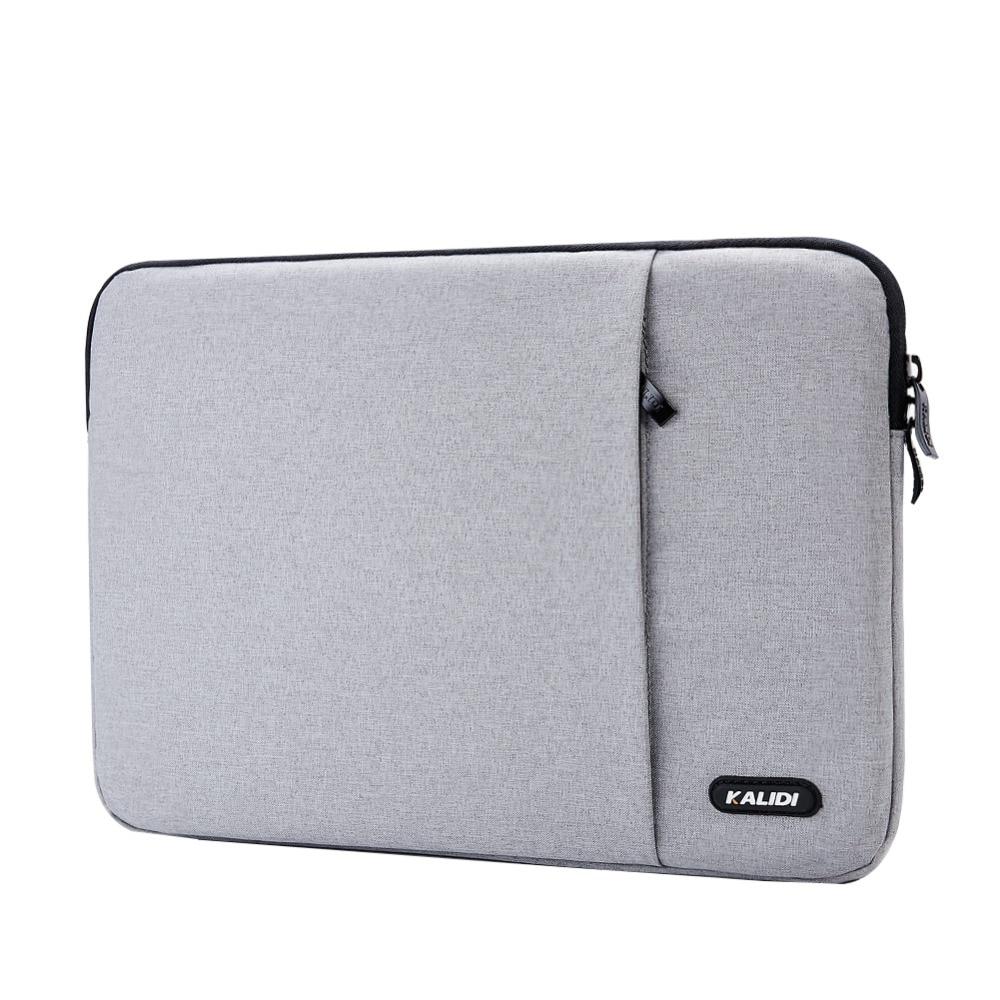 KALIDI Laptop Sleeve Väska Vattentät Notebook Väska För Macbook - Laptop-tillbehör - Foto 2