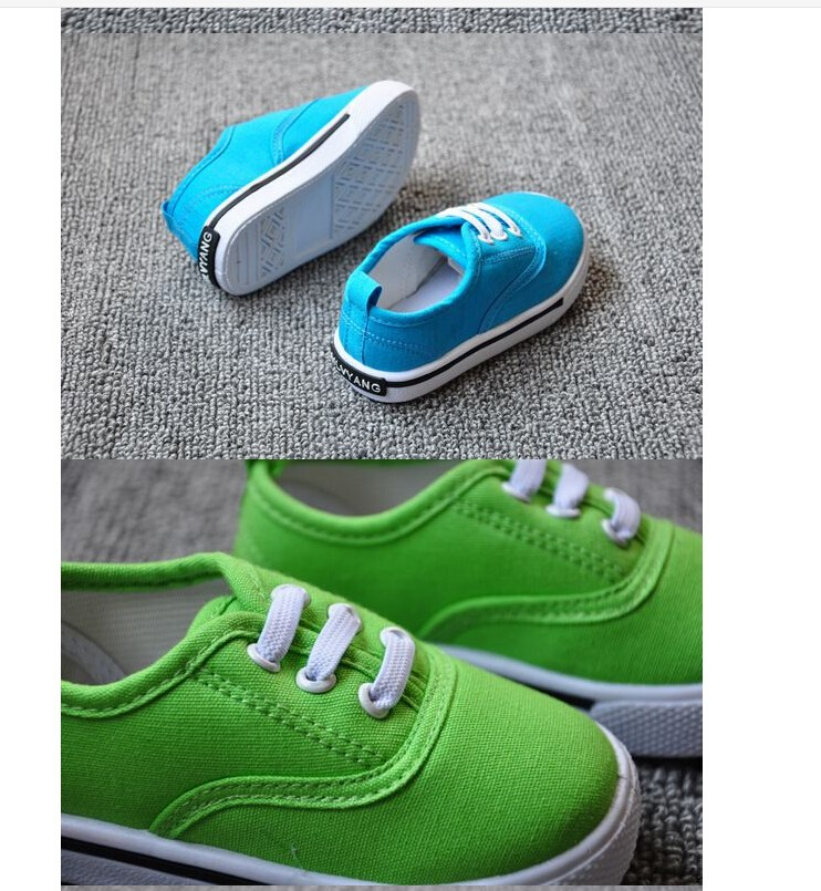 Baby Shoes Sneakers Candy Colors