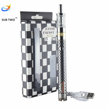 Sub two электронная сигарета evod поворот 3 испарителя модов dual coil airflow control рассекаешь испаритель эго кальян пера жидкостью vape mod