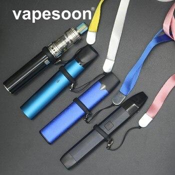 60pcs Vapesoon Universal Lanyard for Vape Pod System Vape Kit Lanyard mini Size E cigarette ego Lanyard 14-21mm 8 Colors фото
