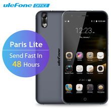 Ulefone Paris Lite Mobile Phone 5 inch HD 1280x720 MTK6580 Quad Core Android 5 1 1GB