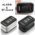 Home Health Care OLED display Fingertip Pulse Oximeter, Blood Oxygen SpO2 Monitor saturation oximetro monitor