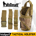WOSPORT Tactical Holster Outdoor Military Army Hunting tornado leg Bag War Game Airsoft Rifle Functional Gun Accessories