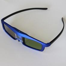 Brand new baixo preço óculos de obturador ativo dlp óculos 3d compatível para sharp benq sony projetor digital