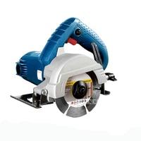 New TDM1250 Household Tile Stone Cutting Machine Electric Circular Saw Mini Saw Cutting Wood/Stone/Tile 220V 1250W 14500r/min